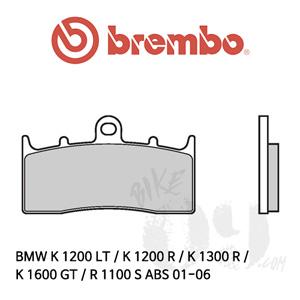 BMW K 1200 LT / K 1200 R / K 1300 R / K 1600 GT / R 1100 S ABS 01-06 / 브레이크패드 브렘보 신터드 레이싱