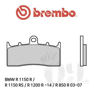 BMW R 1150 R / R 1150 RS / R 1200 R -14 / R 850 R 03-07 / 브레이크패드 브렘보 신터드 레이싱