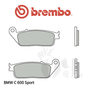 BMW C600Sport 브레이크패드 브렘보