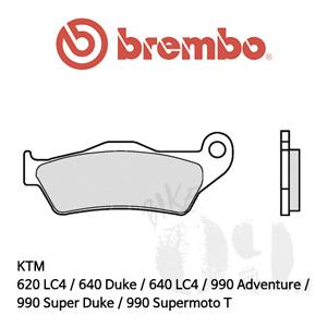KTM 620 LC4 / 640 Duke / 640 LC4 / 990 Adventure / 990 Super Duke / 990 Supermoto T /브레이크패드 브렘보