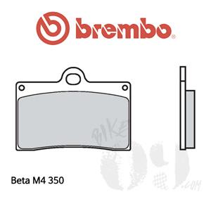 Beta M4 350 브레이크패드 브렘보