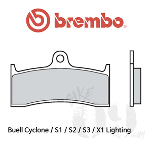Buell Cyclone / S1 / S2 / S3 / X1 Lighting / 브레이크패드 브렘보