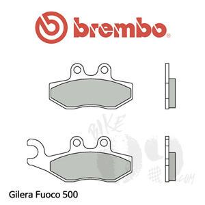 Gilera Fuoco 500 브레이크패드 브렘보