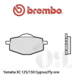 야마하 XC 125/150 Cygnus/Fly one 브레이크패드 브렘보