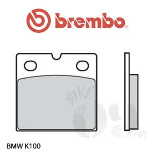 BMW K 100 오토바이 브레이크패드 브렘보