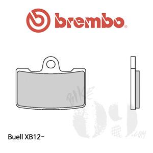 Buell XB12- 오토바이 브레이크패드 브렘보 신터드 레이싱