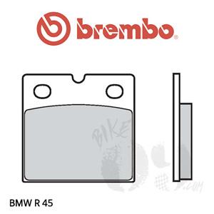 BMW R 45 오토바이 브레이크패드 브렘보