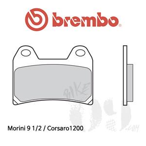 Morini 9 1/2 / Corsaro1200 오토바이 브레이크패드 브렘보 레이싱