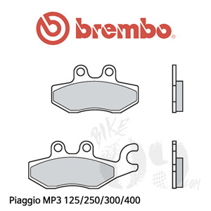 Piaggio MP3 125/250/300/400 브레이크패드 브렘보