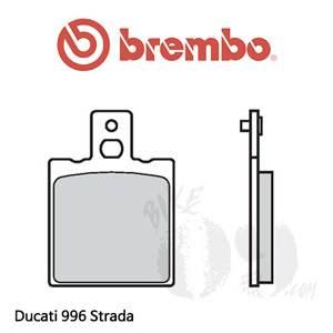 Ducati 996 Strada 브렘보 브레이크패드