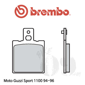 Moto Guzzi Sport 1100 94-96 브렘보 브레이크패드