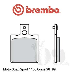 Moto Guzzi Sport 1100 Corsa 98-99 브렘보 브레이크패드