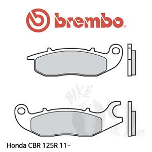 혼다 CBR 125R 11- 브레이크 패드 브렘보