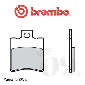 야마하 BW's 브레이크패드 브렘보