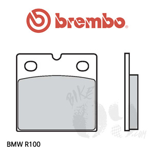 BMW R100 오토바이 브레이크 패드 브렘보
