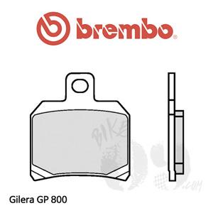 Gilera GP800 Beverly 500 05- (Cruiser excluded) choose 리어용 오토바이 브레이크 패드 브렘보