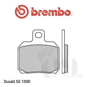두카티 SS 1000 리어용 브레이크 패드 브렘보
