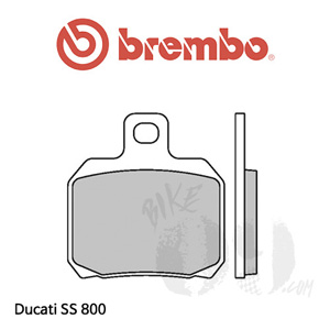 두카티 SS 800 리어용 브레이크 패드 브렘보