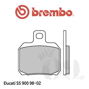 두카티 SS 900 98-02 리어용 브레이크 패드 브렘보