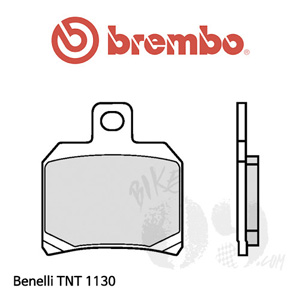 베넬리 TNT 1130 오토바이 브레이크 패드 브렘보 리어