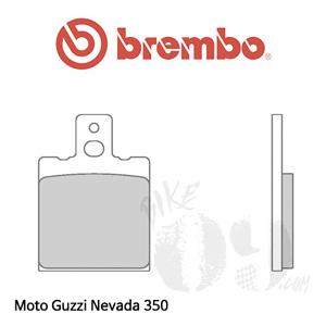 모토구찌 Nevada 350 브레이크 패드 브렘보