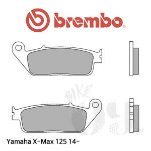 야마하 X-Max 125 14- 브레이크 패드 브렘보 프론트