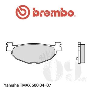 야마하 TMAX 500 04-11 브레이크 패드 브렘보 리어