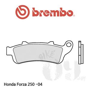 혼다 Forza 250 -04 브레이크 패드 브렘보