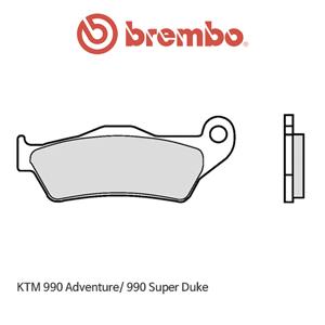KTM 990어드벤처/ 990슈퍼듀크 제뉴인 파츠 오토바이 브레이크패드 브렘보