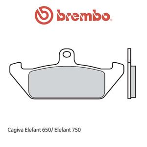 카지바 Elefant650/ Elefant750 오토바이 브레이크패드 브렘보