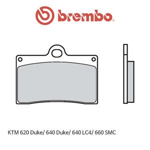 KTM 620듀크/ 640듀크/ 640LC4/ 660SMC 캘리퍼 오토바이 브레이크패드 브렘보