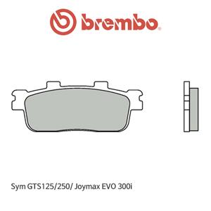 Sym GTS125/250/ 조이맥스EVO300i 카본 오토바이 브레이크패드 브렘보