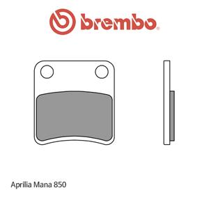 아프릴리아 마나850 카본세라믹 오토바이 브레이크패드 브렘보