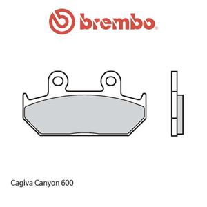 카지바 Canyon600 오토바이 브레이크패드 브렘보