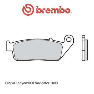 카지바 Canyon900/ 네이게이터1000 신터드 스트리트 오토바이 브레이크패드 브렘보