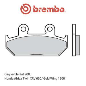 카지바 Elefant900, 혼다 아프리카트윈 XRV650/ 골드윙1500 신터드 스트리트 오토바이 브레이크패드 브렘보