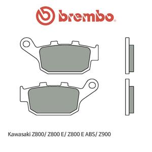 가와사키 Z800/ Z800E/ Z800E ABS/ Z900 오토바이 브레이크패드 브렘보