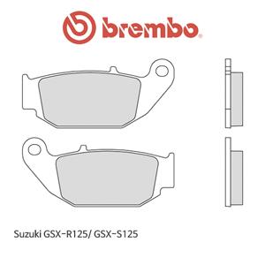 스즈키 GSX-R125/ GSX-S125 오토바이 브레이크패드 브렘보 07HO61CC