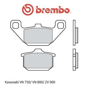 가와사키 VN750/ VN800/ ZX900 오토바이 브레이크패드 브렘보