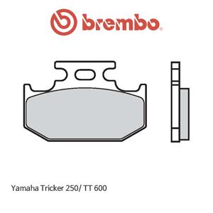야마하 트릭250/ TT600 오토바이 브레이크패드 브렘보