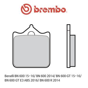 베넬리 BN600 (14-16)/ BN600GT (15-16)/ BN600GT E3ABS (16)/ BN600R (14) 레이싱 오토바이 브레이크패드 브렘보