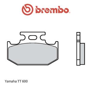 야마하 TT600 오토바이 브레이크패드 브렘보