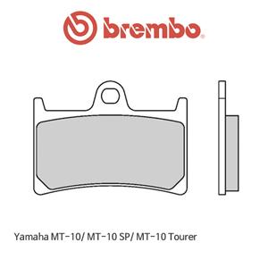 야마하 MT-10/ MT-10SP/ MT-10 투어러 익스트림 레이싱 오토바이 브레이크패드 브렘보