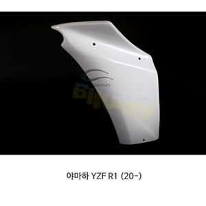 카본인 FRP 카본 YAMAHA 야마하 YZF R1 (20-) - left 사이드 패널 big 라디에이터 Y19233AF