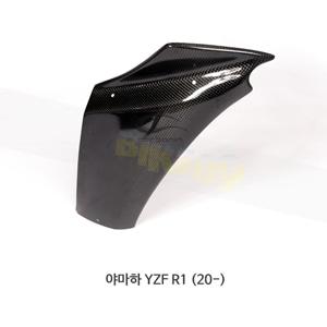 카본인 FRP 카본 YAMAHA 야마하 YZF R1 (20-) - right 사이드 패널 OEM 라디에이터 CY19232