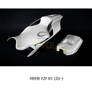 카본인 FRP 카본 YAMAHA 야마하 YZF R1 (20-) - single 레이스 시트 (5 pcs) Y19300AF