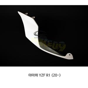 카본인 FRP 카본 YAMAHA 야마하 YZF R1 (20-) - 스페어 wing left for 시트 unit Y19312AF