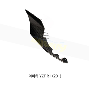 카본인 FRP 카본 YAMAHA 야마하 YZF R1 (20-) - 스페어 wing left for 시트 unit CY19312