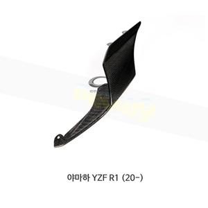 카본인 FRP 카본 YAMAHA 야마하 YZF R1 (20-) - 스페어 wing right for 시트 unit CY19311