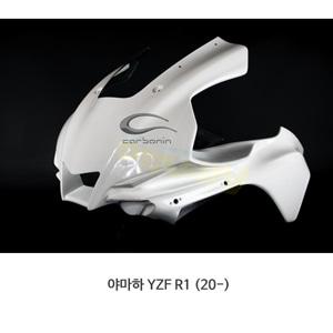 카본인 FRP 카본 YAMAHA 야마하 YZF R1 (20-) - upper 레이스 fairing (4 Dzus) Y19210AF